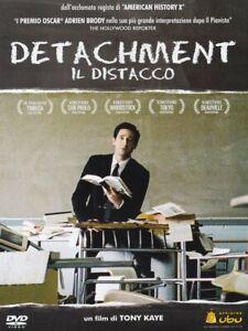 DETACHMENT - IL DISTACCO  DVD DRAMMATICO