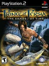 Prince of Persia The Sands of Time PS2 New Playstation 2