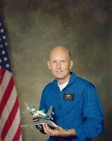 e41 8x10 NASA Photo Portrait of Astronaut John Casper