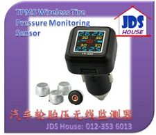 Wireless TPMS Car Tire Pressure Sensor Tyre Monitoring Indicator Valve