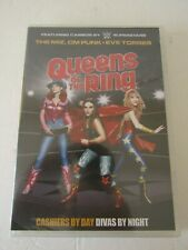 QUEENS OF THE RING (DVD, 2014) BRAND NEW SEALED WWE THE MIZ CM PUNK EVE TORRES