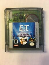 E. T. The Extra Terrestrial Digital Companion Video Game Cartridge ONLY. Tested