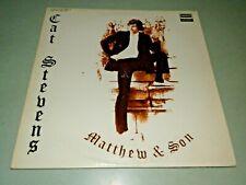 "Cat Stevens ""Matthew And Son/New Masters"" '71 EX Dbl LP"