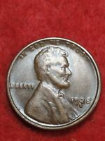 1925 S San Francisco Mint Lincoln Wheat Cent#43