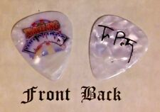 TOM PETTY - TRAVELING WILBURYS band signature logo guitar pick  - (Q)