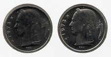 5 frank 1973 fr+vl * uit muntenset * FDC / UNC *