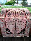 ANTIQUE  EXCEPTIONAL  1890  MESHAN  MALAYER  RUG ,TREE OF LIFE  WITH TURTLE TOP