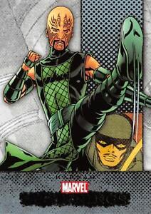 KARNAK / Marvel Beginnings Series 1 BASE Trading Card #178