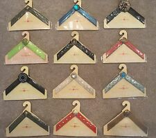 NEW HUGE LOT Lindsay Phillips Switchflops Straps - size small 5/6 - 12 sets!