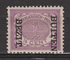Nederlands Indie Netherlands Indies 81f MNH BUITEN BEZIT kopstaand 1908