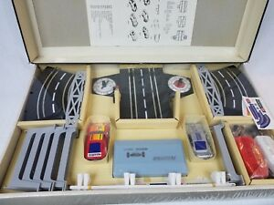 VINTAGE SEALED SLOT CAR ARTIN SPEEDTRAX ROAD RACING 3001 CRAZY RARE