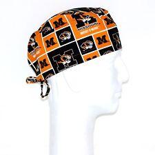 University of Missouri Tigers Theme Scrub Hat