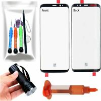 For Samsung Galaxy S8 Plus S8 Front Touch Screen Glass Lens Replacement Tools