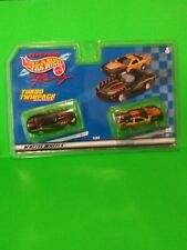 Tyco 440X2 Corvette Vs. Viper Twinpack Mint Nos Sealed Moc Mip Carded Condition