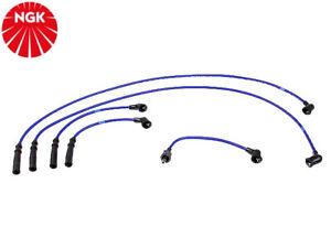 Fits: Subaru DL GL GL-10 Loyale RX Standard Spark Plug Wire Set NGK FE25 / FE 25