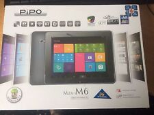 "Pipo Max M6 3G 9.7"" Retina Quad Core RK3188 1.8GHz 16GB Android 4.2 Tablet PC"