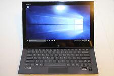 Sony VAIO Duo Convertible 13.3in. 256GB, Intel Core i7-4650u, 8GB Ultrabook