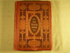 Old English Ballads with 50 illustrations Birket Foster etc Ward Lock and Tyler