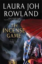 The Incense Game: A Novel of Feudal Japan (Sano Ichiro Novels)-ExLibrary