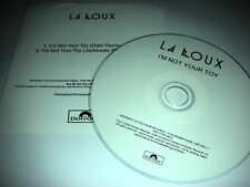 La Roux - I'm Not Your Toy - 2 Track