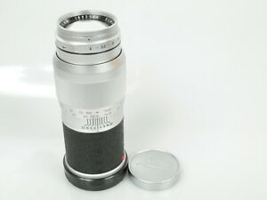 Leitz ELMAR M 4/135 135mm 1:4 Nr 1892144 TOP NEAR MINT Glas perfect late Version