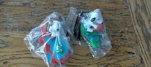2* New Hungry Jacks Snoopy figurines