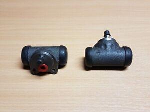 2 BREMSZYLINDER HINTEN MOSKWITSCH 403 / 408 / 412