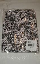 Hurley Mens Boxer Brief Size L (36-38) New Sealed White Black Red Pattern Cotton