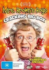 Mrs. Brown's Boys - Cracking Big Box (DVD, 2016, 4-Disc Set)