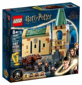 Lego Harry Potter 76387 Hogwarts: Fluffy Encounter Building Kit 397 Pcs