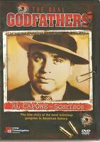 THE REAL GODFATHERS AL CAPONE - SCARFACE DVD - THE TRUE STORY