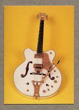 card - 1966 Gretsch White Falcon - guitar card series 2 #15
