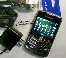 Good BlackBerry Curve 8330 Camera Qwerty Bluetooth Cdma Video Sprint Phone Used