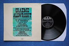 GRAEME ALLWRIGHT / LP BAM LD 5.794 / 1965 Réédition 1972 ( F )