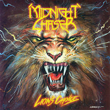 MIDNIGHT CHASER - Lion's Choice (NEW*US METAL*2nd ALBUM*NWOBHM*D.HEAD*TANK)