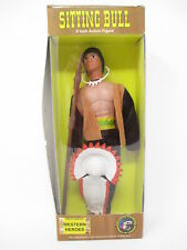 SITTING BULL ~ World's Greatest Western 8 Inch Action Figures