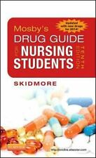 Mosby's Drug Guide for Nursing Students, with 2014 Update, 10e (Mosby's Drug Gui