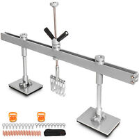85CM Dent Pull Lever Straightening Bar Kit Puller Rings Mount Spot Puller