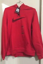 Nike  Pullover Hoodie Red NWT Sixe 2XL
