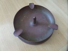 TRENCH ART. WW2 German 1925 dated ash tray