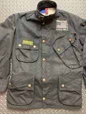 "barbour International steve mcqueen american team isdt 1964 baker 38"" Black Used"