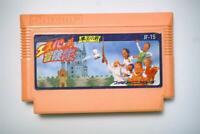 Famicom Esper Bouken Tai JF-15 Japan FC game US Seller