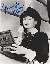 Francine York Signed 8x10 Photo - Tickle Me / Lost In Space / Batman 1966 Babe
