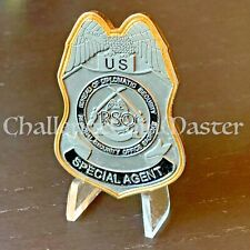 D2 Diplomatic Security Service Regional Security Office Baghdad Challenge Coin