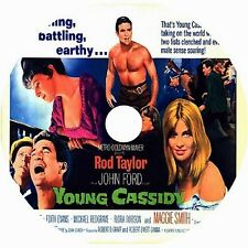 Young Cassidy - Rod Taylor Julie Christie Maggie Smith V Rare
