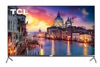 TCL 55-inch 4K Ultra HD HDR QLED Roku Smart TV *55R625