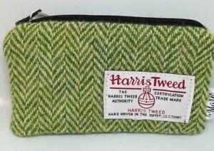 Harris Tweed purse - various colours - FREE POSTAGE