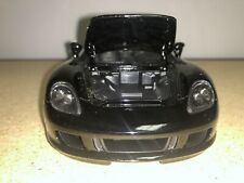 Jada Porsche Carrera GT  1/24 Scale Black Rare VHTF No Box