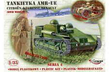MIRAGE HOBBY 035306 1/35 Tankietka AMR-UE Citroen-Kegresse/Renault