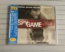 Spy Game Soundtrack Japan 2001 NEU Harry Gregson Williams O.S.T. ORIGINAL RARE